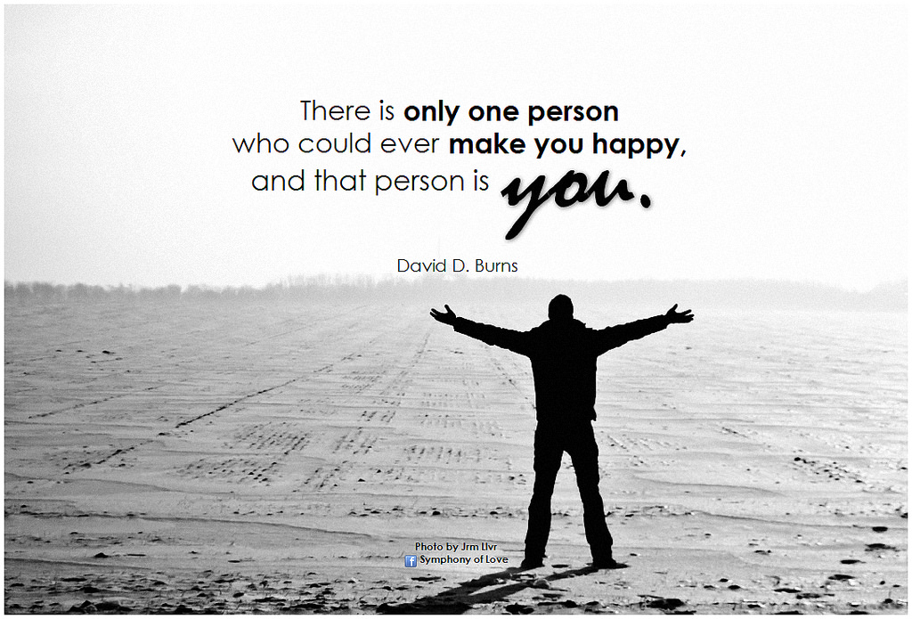 It Only Takes One Person Just One Person To Make You: Melanie Rudnick