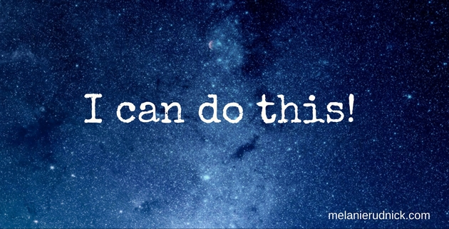 I Can Do This! - Melanie Rudnick